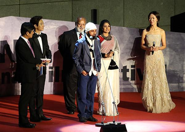 Curtain drops on Busan Film Festival