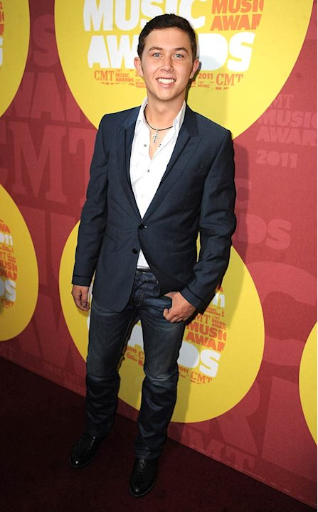 Scotty Mc Creary CMT Awards