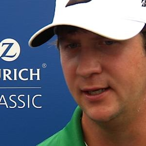 Hudson Swafford interview after Round 2 of the Zurich Classic
