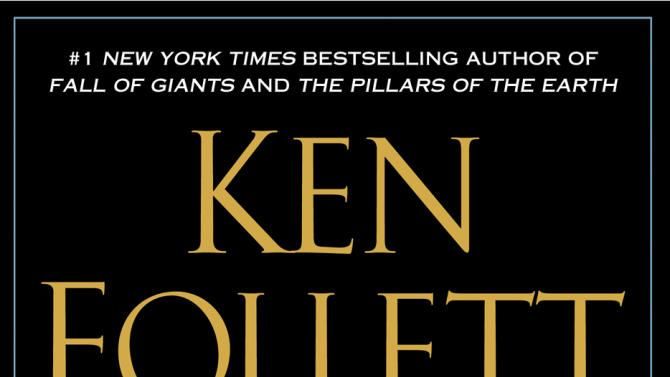 "This book cover image released by Dutton shows ""Winter of the World,"" by Ken Follett. (AP Photo/Dutton)"