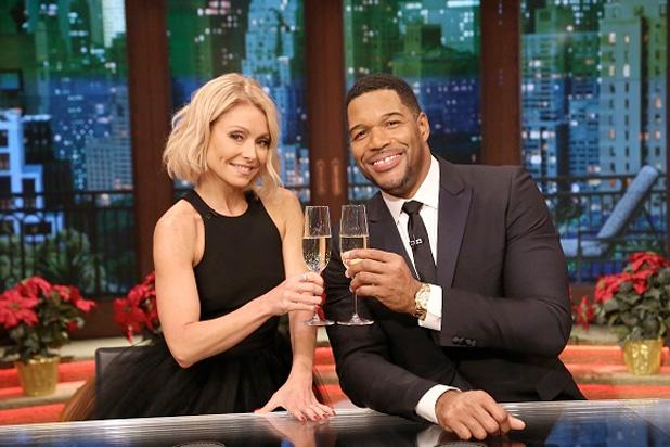 Kelly Ripa and Michael Strahan, 'General Hospital' Win Daytime Emmys