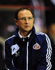Martin O'Neill is confident he can turn around Sunderland's season