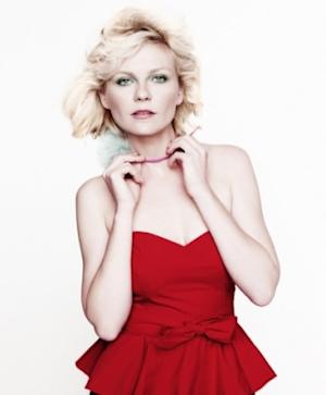 Kirsten Dunst in BlackBook magazine (Dec. 2010) -- BlackBook Magazine