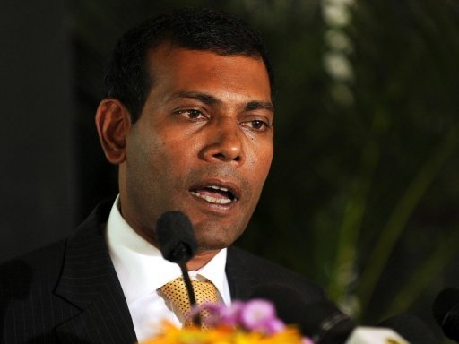 Maldives' Nasheed To Be Presidential Candidate