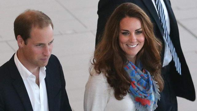 Tabloid Editor Resigns Over Topless Kate Middleton Pictures