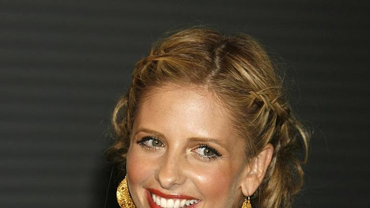 "Sarah Michelle Gellar at the premiere of ""The Air I Breathe""- January 15, 2008"