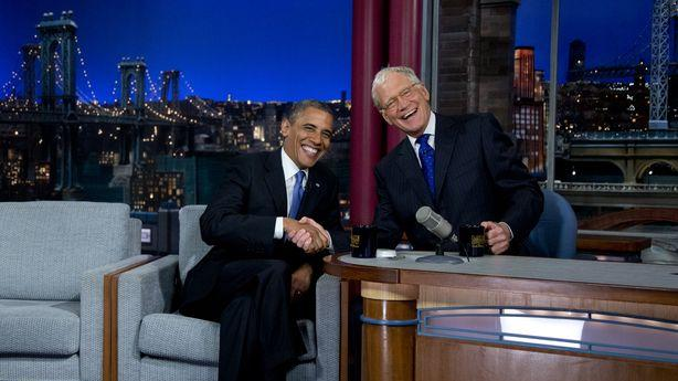 Late-Night TV Monologues Have Joked About Romney Twice as Often as Obam