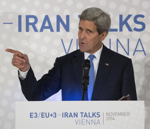 Kerry says only 'fools' would walk away from nuclear talks