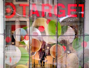 This Dec. 19, 2013, photo shows a Target store near…