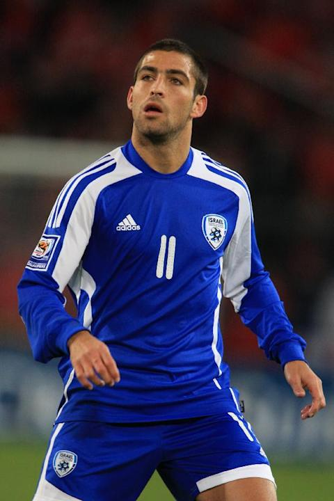 Itay Shechter, pictured, could become Swans manager Michael Laudrup's fourth summer signing