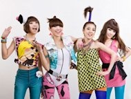 YG Entertainment apologise for 2NE1 animal props