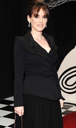 Winona Ryder turns 40 on October 28, Stefanie Keenan/WireImage.com