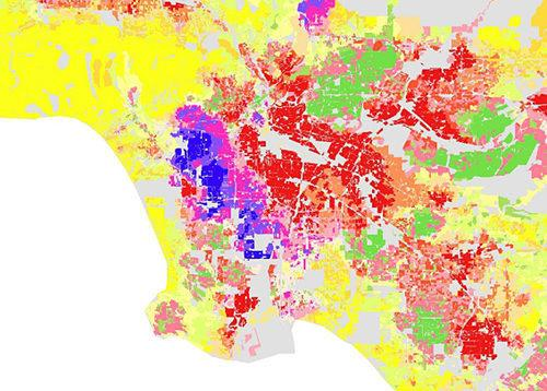 Study: Los Angeles Neighborhoods Have Gotten More Diverse