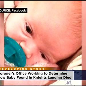 Coroner: Baby Justice May Have Died Of Hypothermia, Drowning; No Obvious Injuries Found