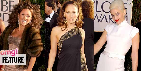 pgt Golden Globes Fashion Moments