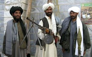 Taliban Poetry Is Not Very Beautiful