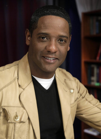 FILE - In this March 7, 2011 file photo, actor Blair Underwood is photographed in New York. Underwood taps into his brutish side for Broadway revival of &quot;A Streetcar Named Desire.&quot; opening April 22, 2012. (AP Photo/Richard Drew, file)