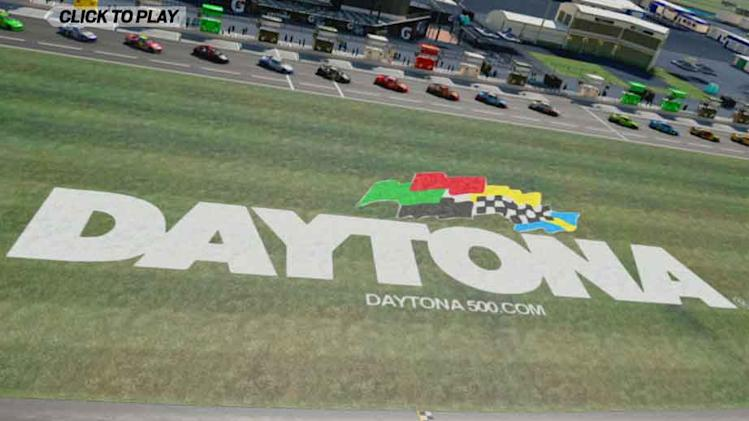 Hot Lap: Daytona International Speedway