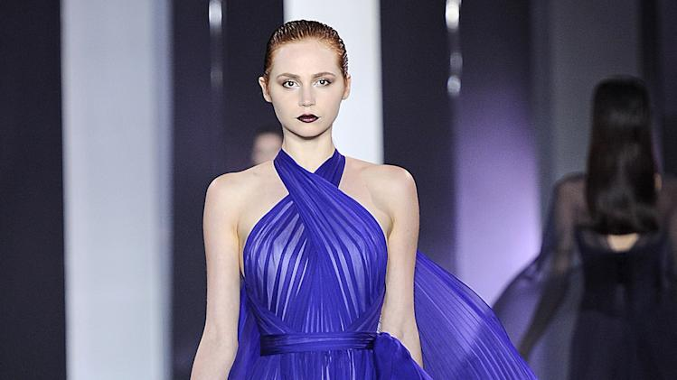 Ralph & Russo - Couture Fall 2014 Runway - Paris Haute Couture Fashion Week