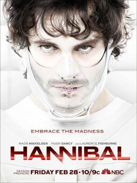 NBC's 'Hannibal' Gets February Return Date