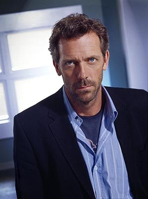 "Hugh Laurie as Dr. Greg House Fox's ""House"""