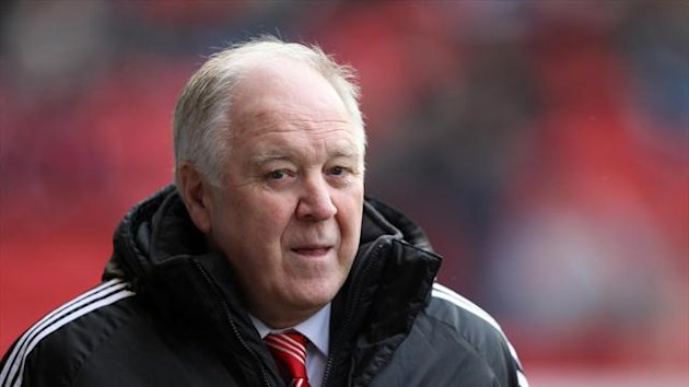 Craig Brown admits Aberdeen need a clinical striker