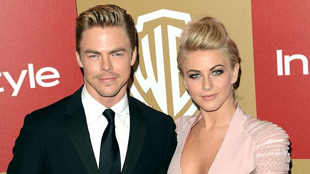 Julianne & Derek Hough Creating New Dance Series