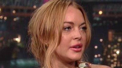 Lindsay Lohan Opens up About Upcoming Rehab Stint