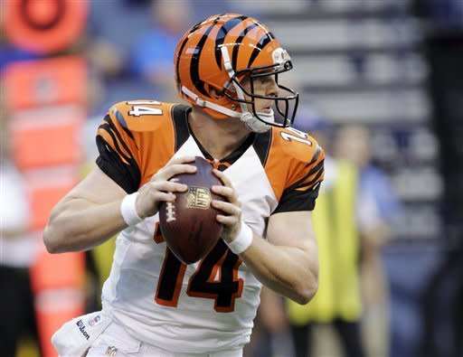 Colts come from behind to beat Bengals 20-16