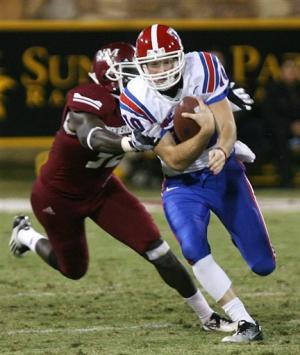No. 24 Louisiana Tech tops New Mexico State 28-14