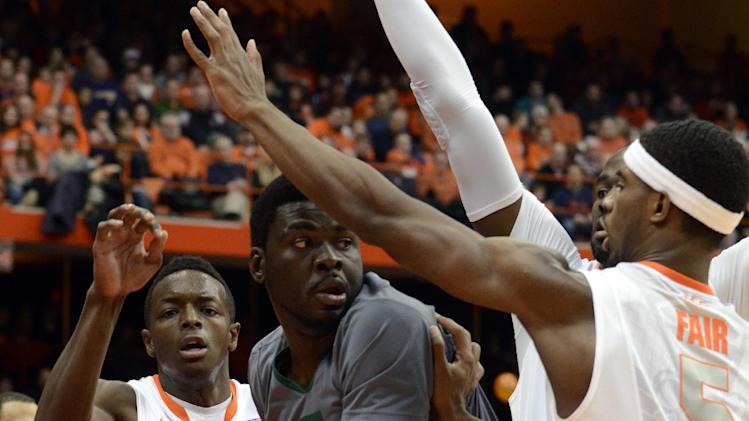 No. 2 Syracuse beats Eastern Michigan 70-48