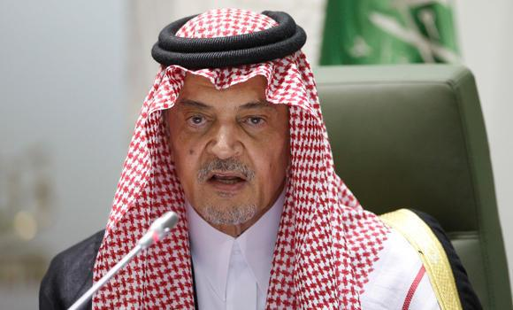 Prince Saud, Obama discuss Syria crisis