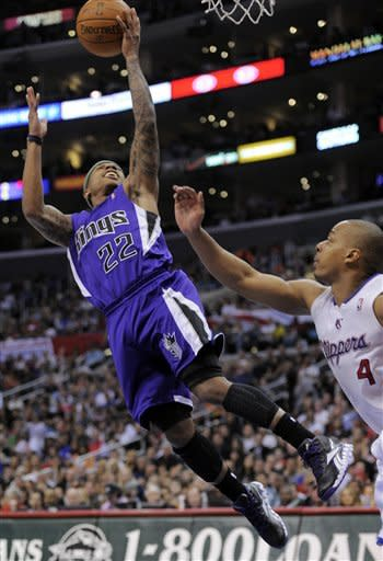 Clippers blast Kings for 8th win in 9 games