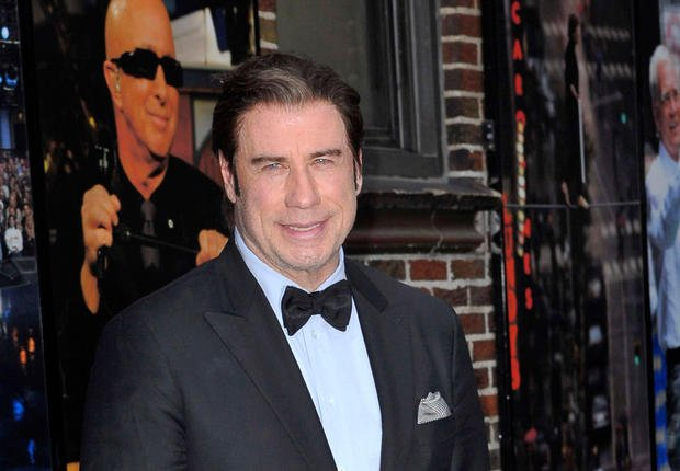 John Travolta, le grand déballage