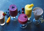 Nutritious, flavorful ingredients lift the postrun smoothie to healthier heights