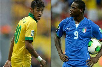 Confederations Cup Preview: Italy - Brazil