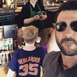 Detroit Tigers' Justin Verlander Surprises Fan Wearing Verlander T-Shirt