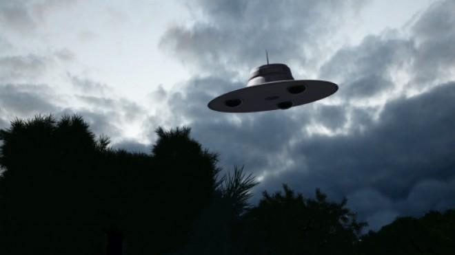 36 percent of Americans believe UFOs exist.