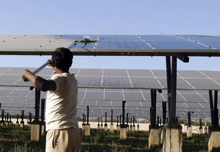 India approves NTPC's 15,000 MW solar power projects