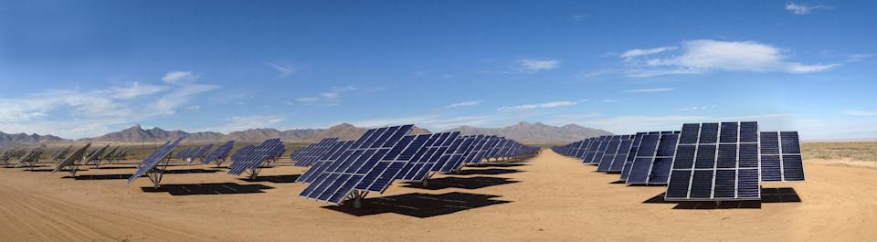 Army's largest solar array dedicated in New Mexico