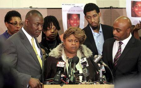 Ohio grand jury hears from mother of Cleveland boy shot by police