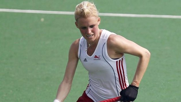 Alex Danson - England hockey player
