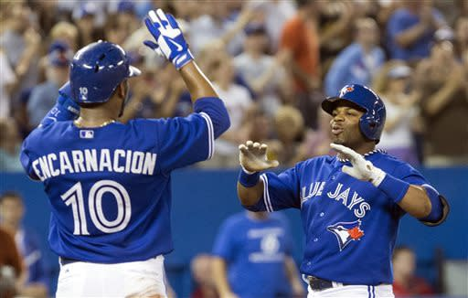 Redmond earns 1st MLB win, Blue Jays beat Twins