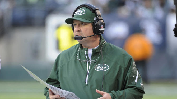 Mornhinweg tasked with making Jets offense better