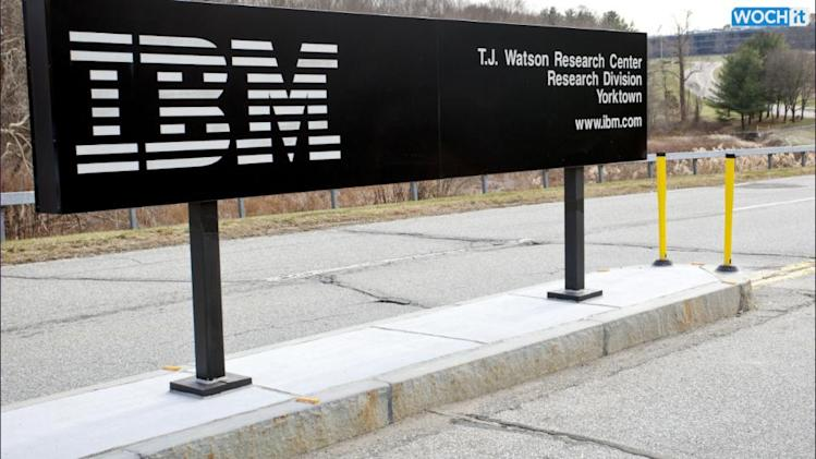 IBM Talks With Globalfoundries Break Down Over Price: Bloomberg