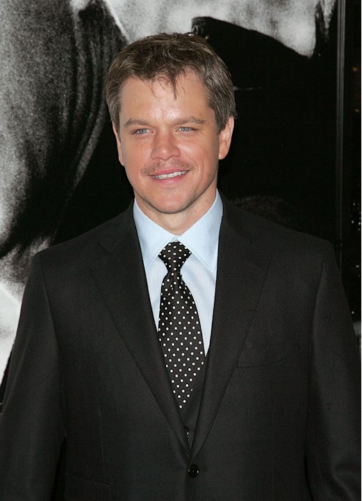 Green Zone NY Premiere 2010 Matt Damon