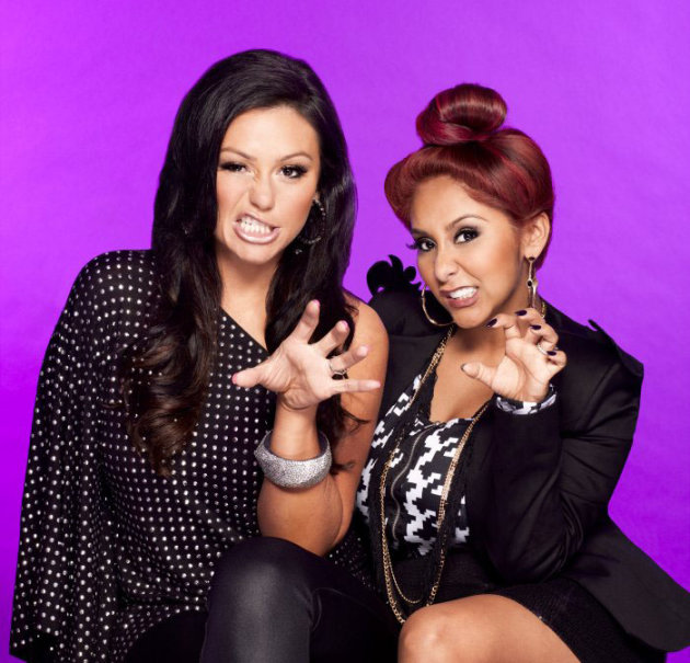 Snooki & JWoww (MTV, 1/8)
