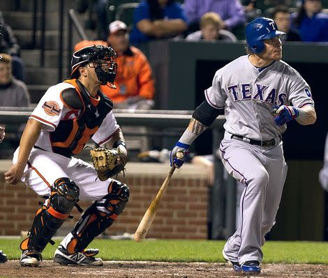Philadelphia Phillies to Consider Adding Rangers' Josh Hamilton?: Fan's Take