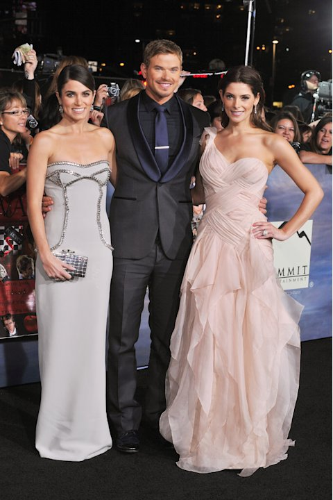 &quot;The Twilight Saga: Breaking Dawn - Part 2&quot; Los Angeles Premiere - Arrivals
