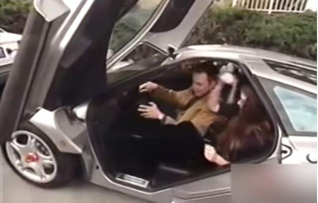 Is Elon Musk Aging In Reverse? Video Evidence From 1999 McLaren F1 Delivery
